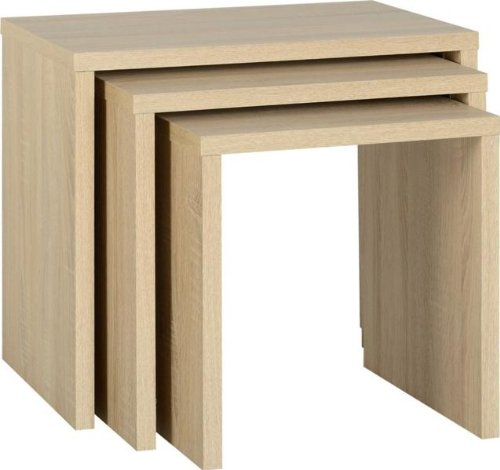 Seconique Cambourne Nest Of 3 Tables