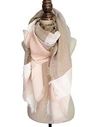 DINGANG® Damen Winter klassische Schal lange weich Wraps grosse Schal