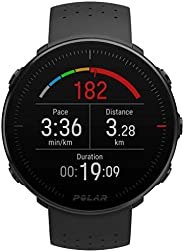 Polar Vantage M GPS Advanced Running & Multisport Watch + Wrist-Based Heart Ra