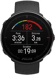 Polar Vantage M – Avancerad GPS Sportklocka För Män och Kvinnor – Löpning och Multisport – Handledsbaserad pul