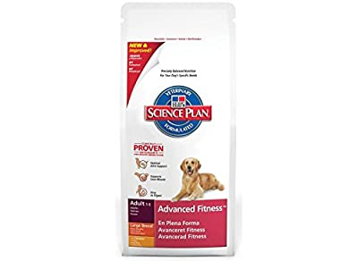 Hills Advanced Fitness Large Breed Dog Food - Chicken