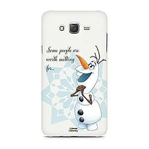Hamee Marvel Xiaomi Redmi Note 3 Case Cover Disney Princess Frozen ( Kristoff Sven Olaf )