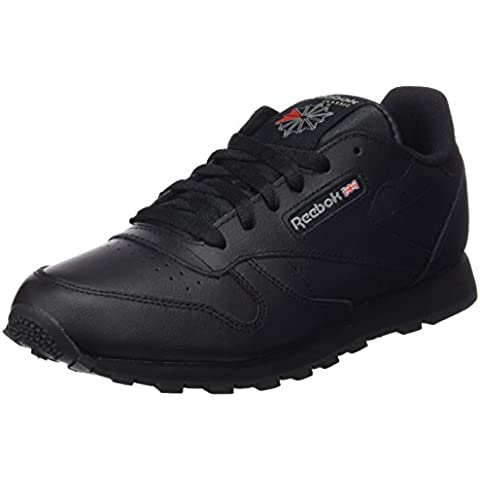 Reebok Classic Leather, Zapatillas de Running Para Niños