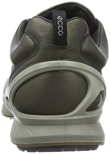 Ecco Biom Fjuel, Chaussures Multisport Outdoor Homme Or (BLACK METALLIC57134)