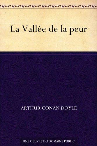 Couverture du livre La Vallée de la peur