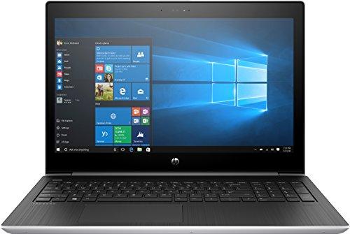 "HP ProBook 450 G5 Notebook PC, Intel Core i7-8550U, 16GB di RAM, SATA da 1 TB, SSD 512 GB, Display 15,6"" FHD IPS antiriflesso, Argento Naturale"