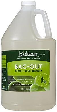 BioKleen Bac-Out Stain & Odor Eliminator-128 oz. by Biokleen