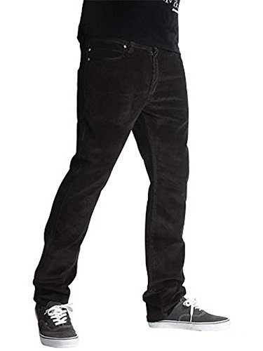 REELL Men Jeans Razor Artikel-Nr.1100 - 1005 Cord Black