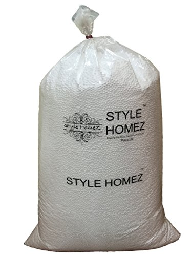 Style Homez 100 gm Premium Bean Bag Refill for Bean Bags  available at amazon for Rs.199