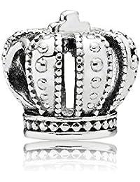 Pandora Silber Charm königliche Krone 790930