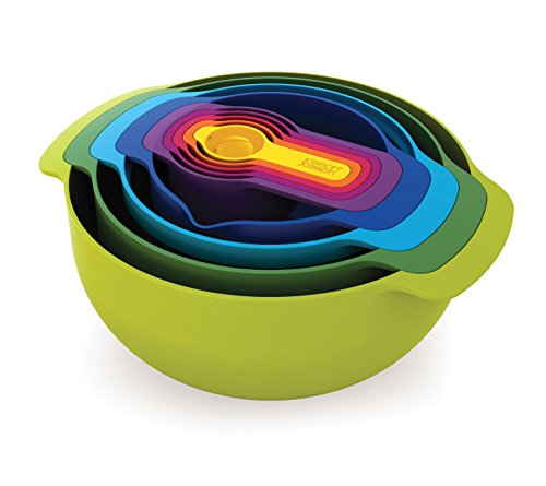 Joseph Joseph Nest 9 Plus - Multi-Colour, 9 Piece