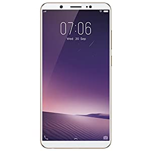 Vivo V7+ (Gold, Fullview Display)