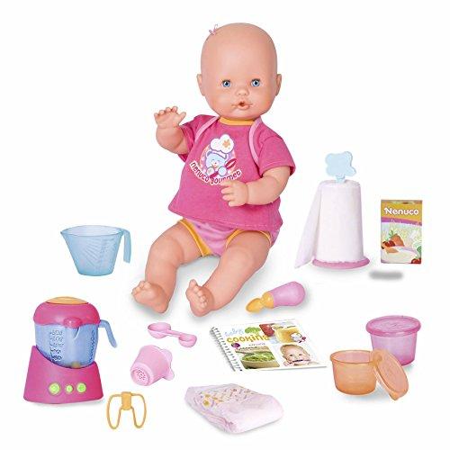 Nenuco Merienditas muñeca con accesorios (Famosa 700013300)