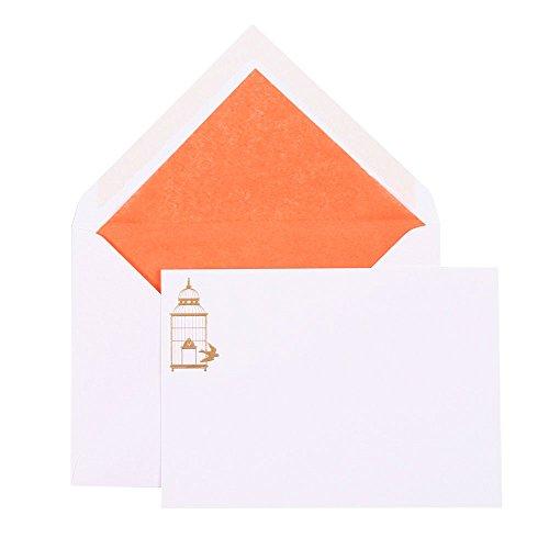 Preisvergleich Produktbild Mount Street Drucker Korrespondenz Karten-parent Birdcage