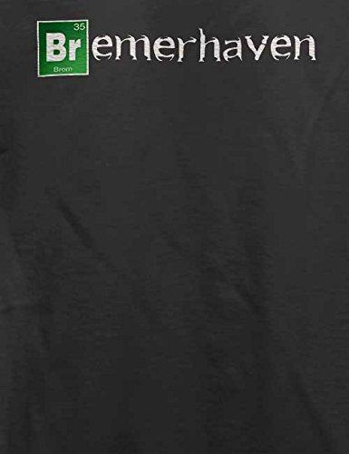 Bremerhaven T-Shirt Grau