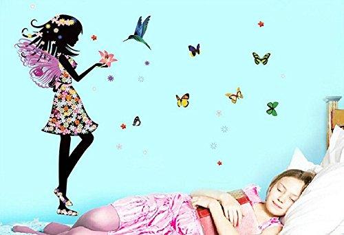 Soggiorno Camera da letto decorazione farfalla adesivi