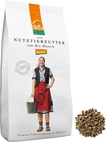 defu Küken Alleinfutter - Pellet Bio Hühnerfutter, 1er Pack (1 x 14 kg)