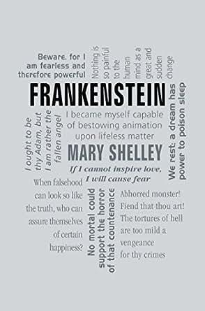 Frankenstein word cloud classics english edition ebook mary fremdsprachige ebooks fandeluxe Images