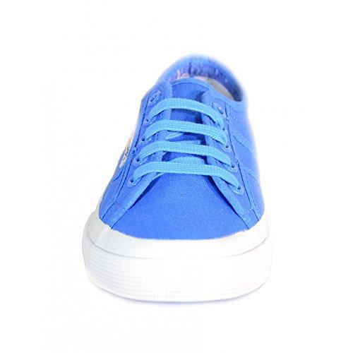 Superga , Baskets mode pour homme Vert vert clair Bleu