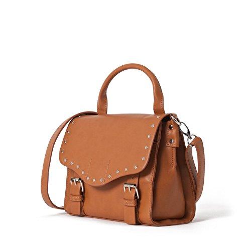 La Collezione Donna Redoute Collection In Cammello Stile Briefcase