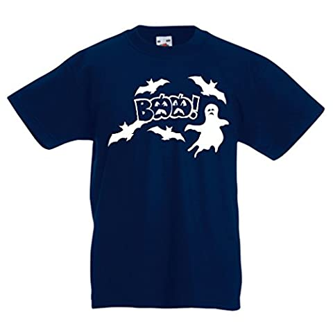 T shirts for kids BAAA! (9-11 years Dark Blue Multi