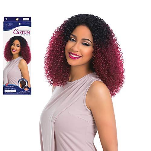 Sensationnel Perruque en cheveux synthétiques élégants Empress Lace Front  Wig KINKY CURL Custom Wig 388c1172990