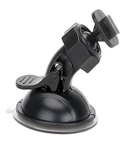 Auto Saugnapf für Dash Cam Halterung Fahrzeug Video Recorder auf Windschutzscheibe & Armaturenbrett Halterung 360Grad Winkel Ansicht für Fahren DVR Kamera Camcorder GPS Action Kamera