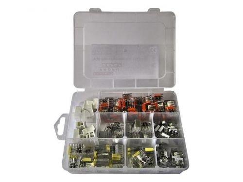 ViD® C2073 Steck- I Verbindungsklemmen 150-teilig 0,5-2,5mm² Sortimentsbox