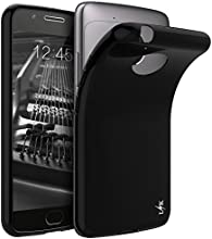 Moto G5 Funda, LK Carcasa Cubierta TPU Silicona Goma Suave Case Cover Ultra Fino Anti-Arañazos