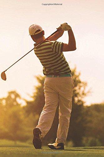 Golf Blank Book: Volume 5 (Sports 150 Blank) por N.D. Author Services