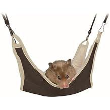 Trixie Hängematte für Mäuse/Hamster, 18x 18cm