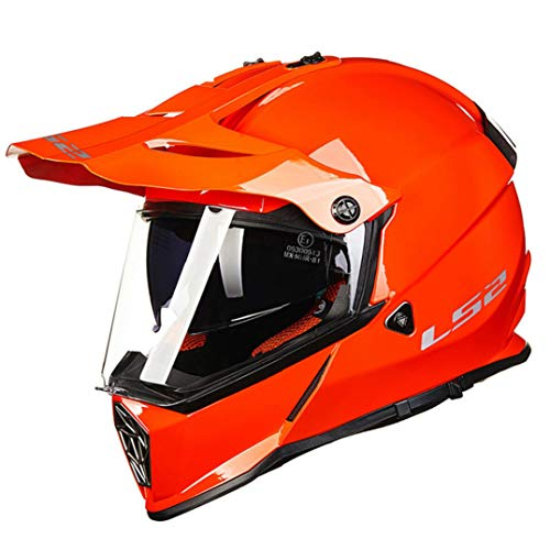 Casco moto da adulto Outdoor Off Road Double Lens Antivento da uomo Full Face Caschi da moto Safety Anti Crash Downhill Motocross Racing Protezioni di sicurezza