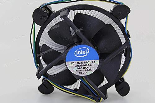 Ayazscmbs CPU Enfriador Ventilador Intel Compatibles