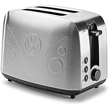 volkswagen 7e9069641 original vw t1 bulli edition toaster edelstahl silber auto. Black Bedroom Furniture Sets. Home Design Ideas