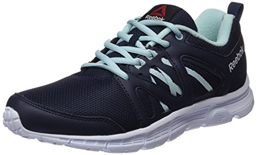 Reebok Speedlux, Chaussures De Course À Pied Pour Femme Bleu / Blanc (collegeiate Navy / Cool Breeze / White)