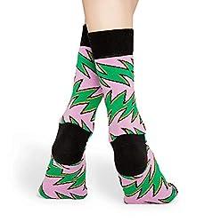 Happy Socks Rock´n Roll RRS01-5300 Unisex Freizeitsocken Größe 36-40