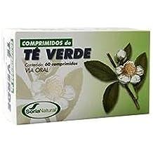 Té Verde 60 comprimidos de Soria Natural