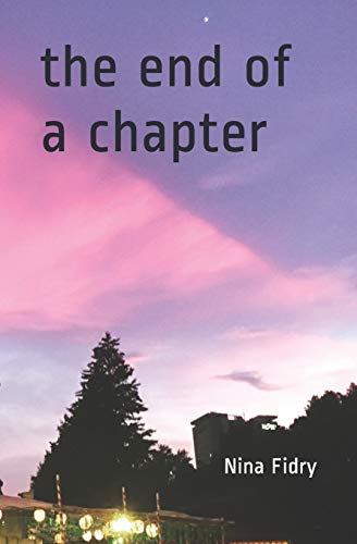 the end of a chapter (life)