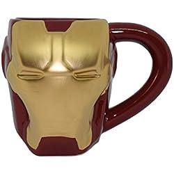 Marvel Official 3D Iron Man Mug
