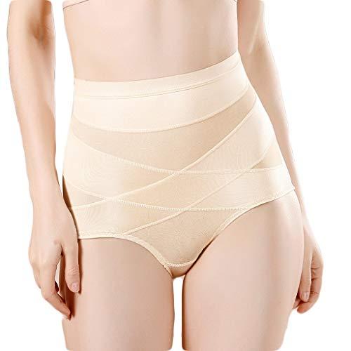 CATHYOYO Short Femme Culotte Taille Haute Body Shaper Underwear,Récupération Ceinture Taille Ceinture Amincissante Shaper Slimmer Band - Respirant et élastiqu