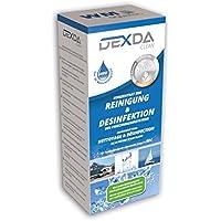 WM aquatec DEXDA Clean 100 ml - zur Tank-u. Leitungsdesinfektion, Tankreinigung, Trinkwasserdesinfektionsmittel