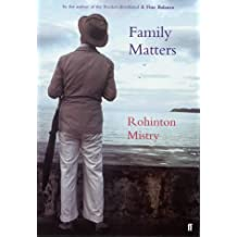 Family Matters by Rohinton Mistry (2002-04-08)