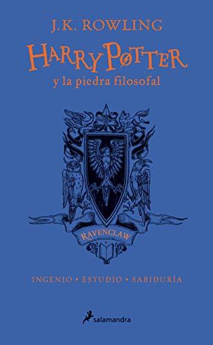 HP piedra filosofal-20 aniv-Ravenclaw: Azul 20 Aniversario