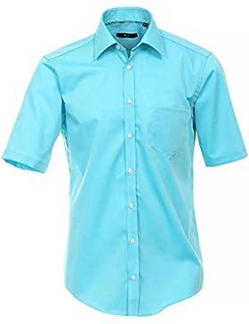 Venti Herren Businesshemd 100% Baumwolle Modern Fit
