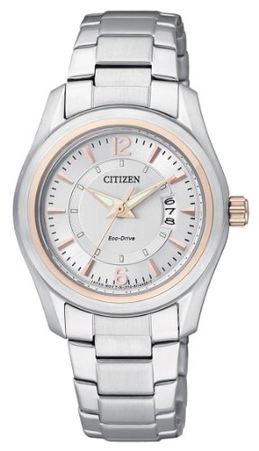 Citizen joy lady eco drive fe1014-56a - orologio da polso donna