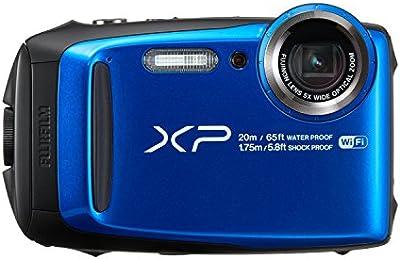 Fujifilm FinePix XP120  - Cámara acuatíca de 16.4 MP (pantalla de 3