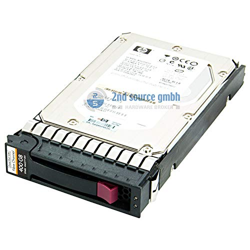 AJ711B - HP HDD STORAGEWORKS VIRTUAL ARRAY 400GB HOT SWAP FIBRE CHANNEL 10000 RPM - Hdd 10k Fibre