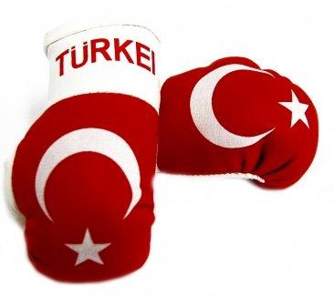 Preisvergleich Produktbild Mini Boxhandschuhe Türkei