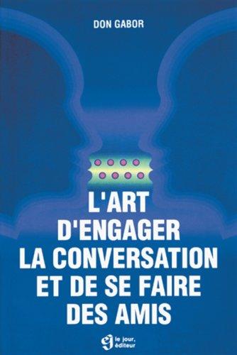 l'art d'engager la conversation