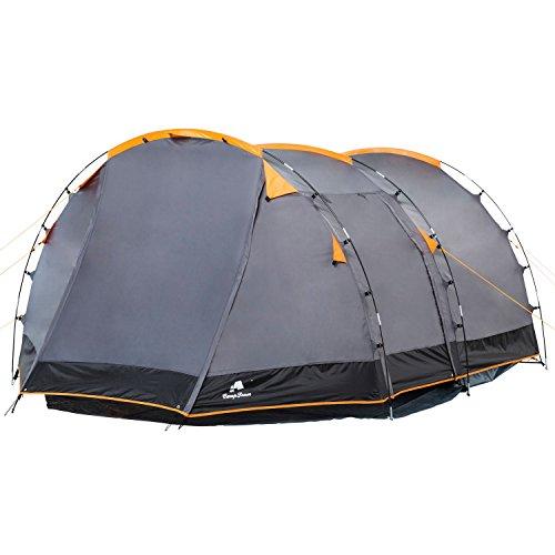 Zoom IMG-1 campfeuer tenda da campeggio familiare